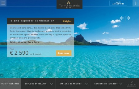 Tahiti Islands Travel